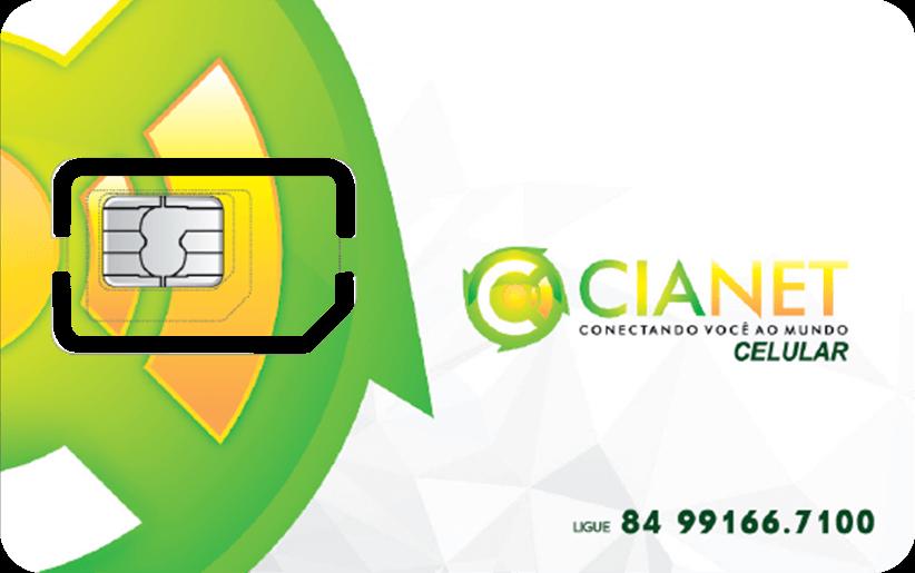 Chip Cianet Celular