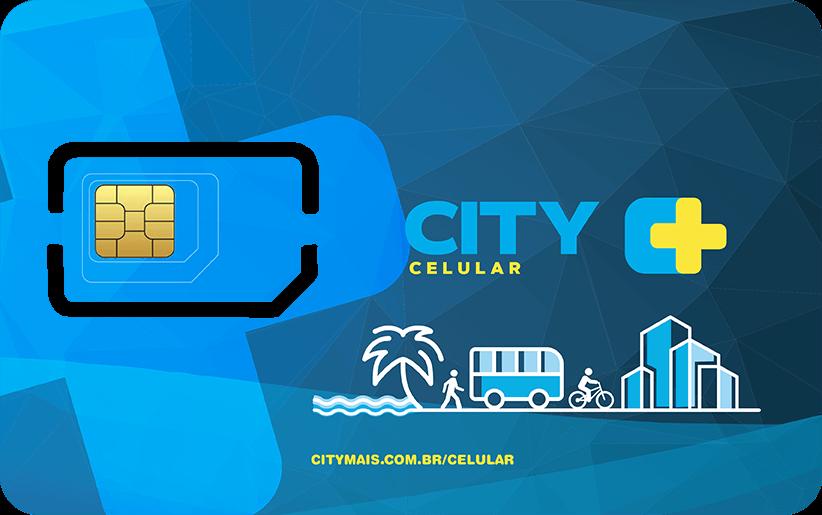 Chip City+ Celular