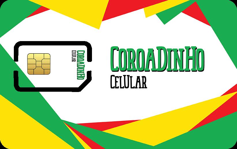 Chip Coroadinho celular