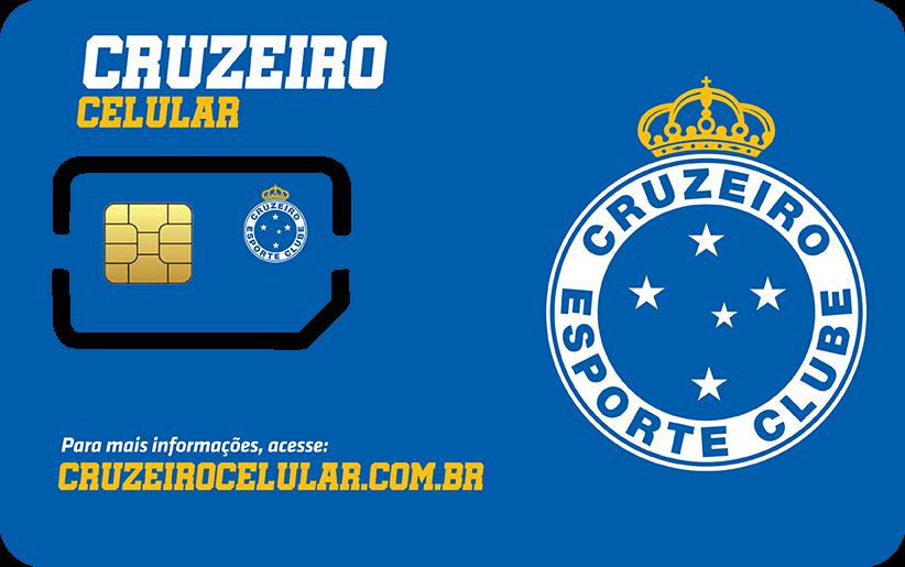 Chip Cruzeiro Celular