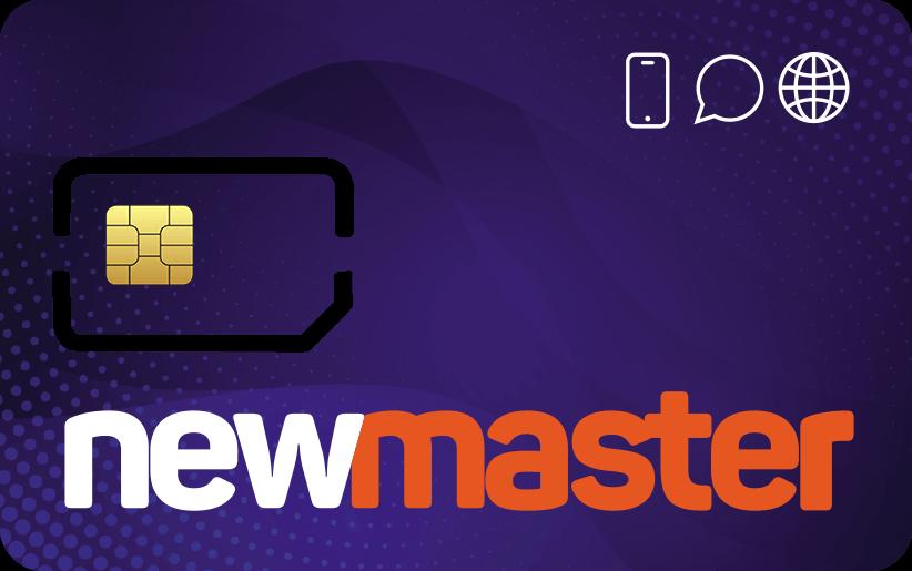 Chip Newmaster celular